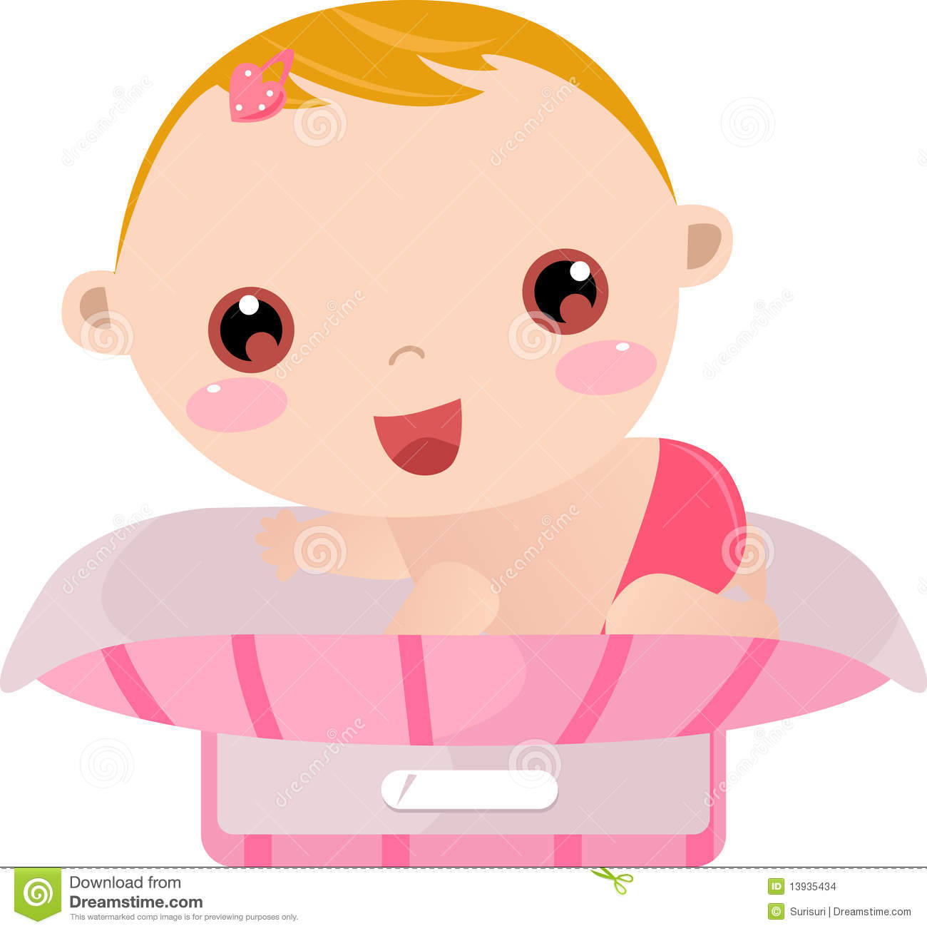 Baby Weight Clipart.