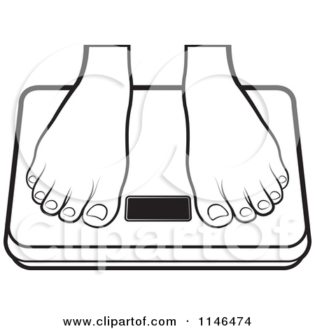 Weigh Scale Clip Art.