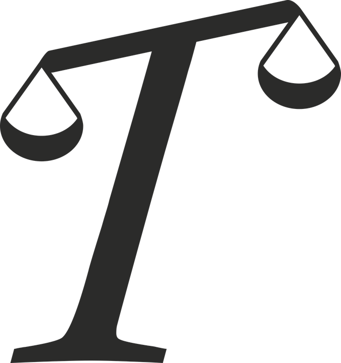 Free vector graphic: Horizontal, Balance, T, Weigh Out.