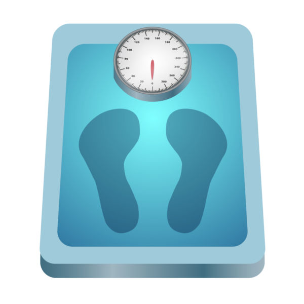 Clipart weighing scale.