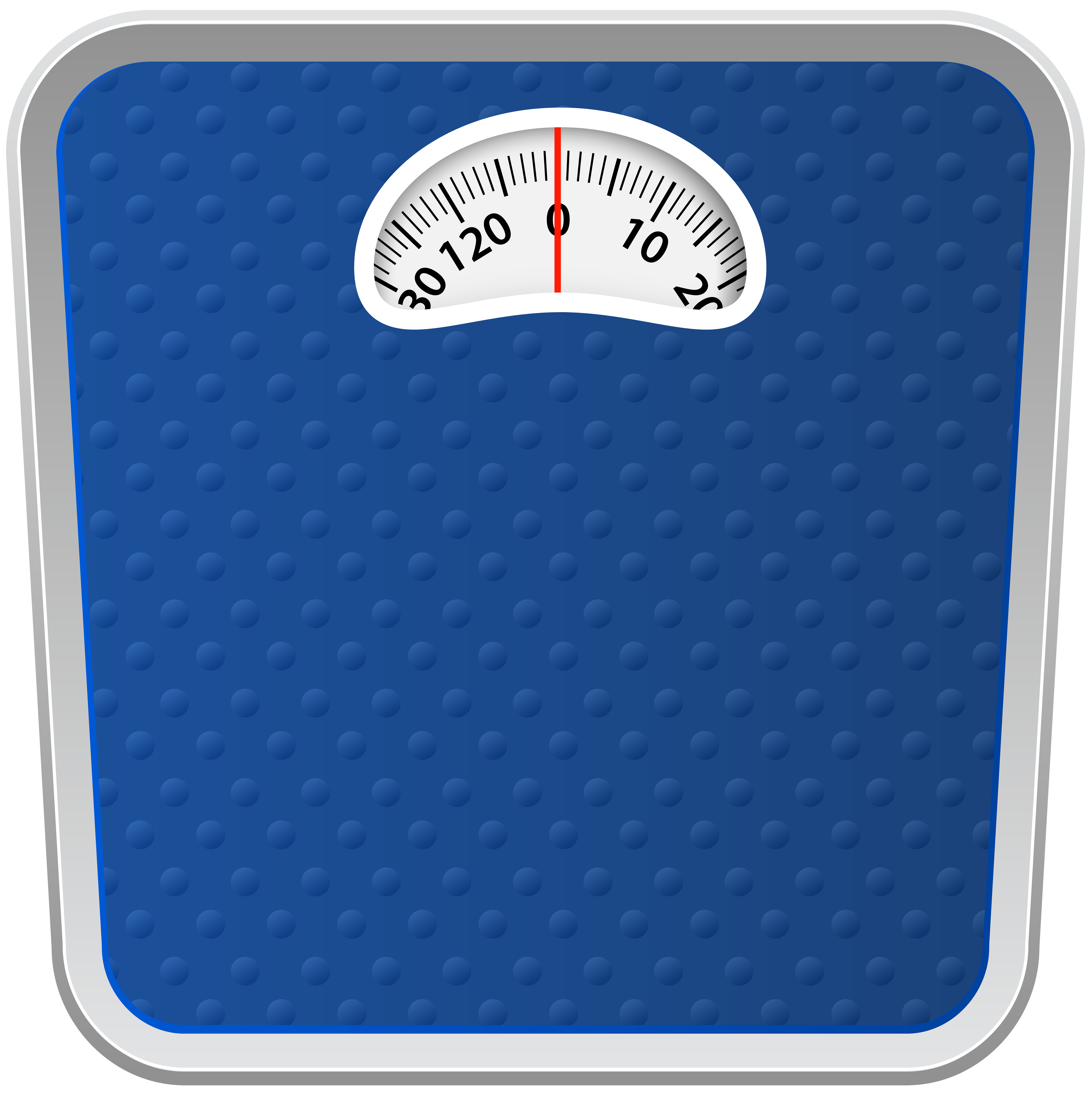 Weighing Scale Transparent Clip Art.
