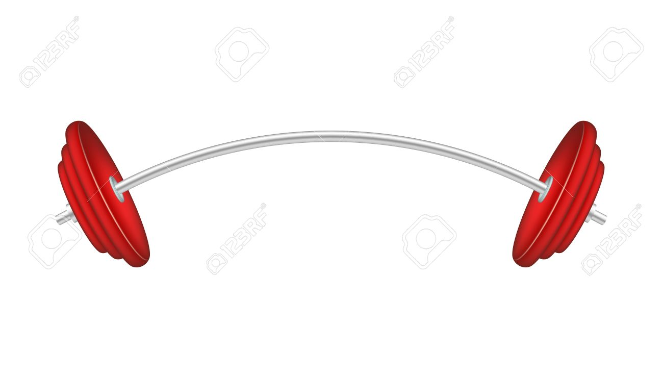 Bent Barbell PNG Transparent Bent Barbell.PNG Images..