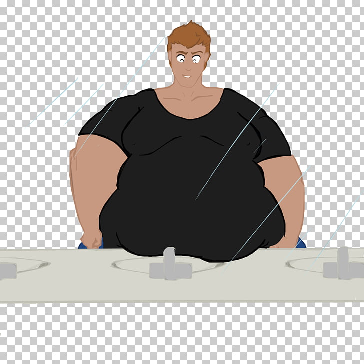 Male Adipose tissue Weight gain Obesity, fat man PNG clipart.