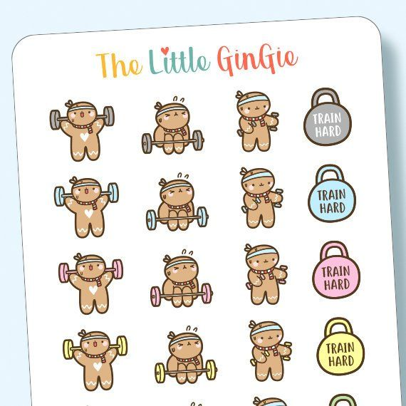 Pin on Gingie Stickers.