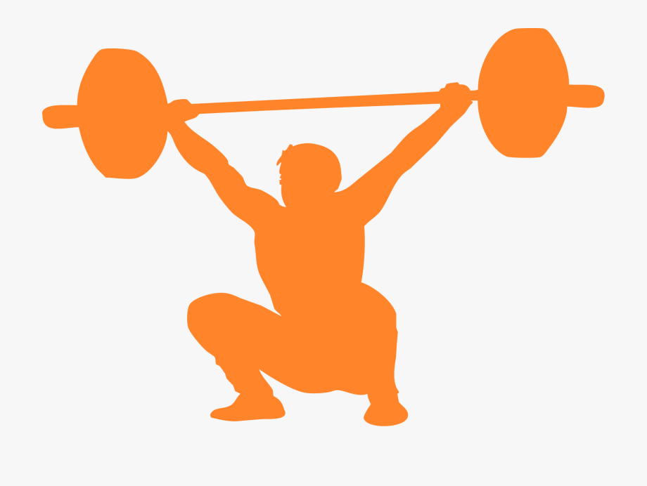 Person Weight Lifting Png , Transparent Cartoon, Free.