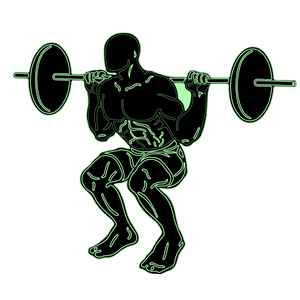 Weight Lifter clipart, cliparts of Weight Lifter free.