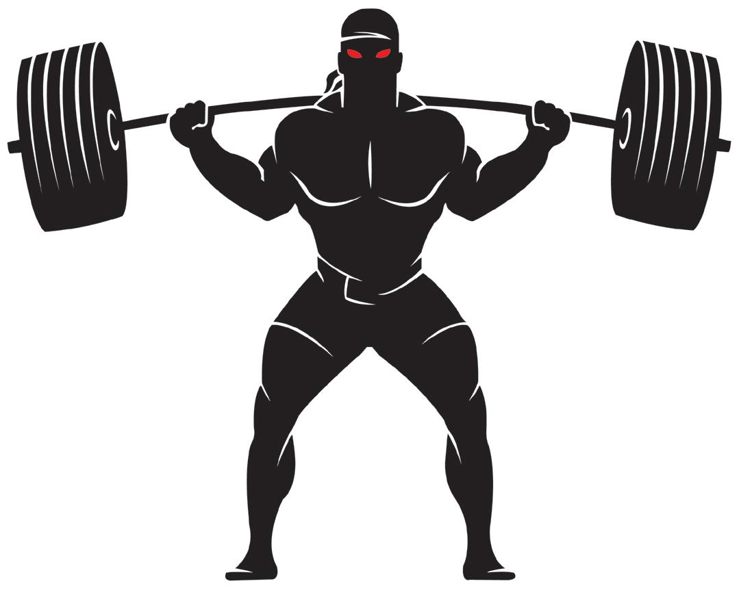 Weightlifting Logos.