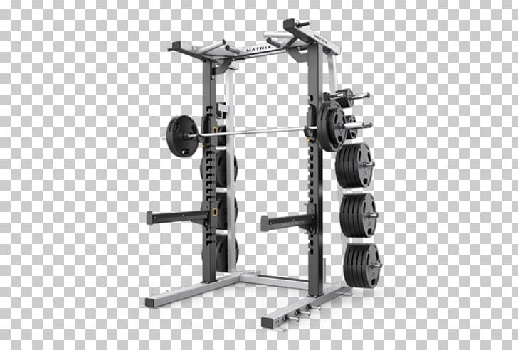 Power Rack Exercise Equipment Weight Training Bench Spotting.