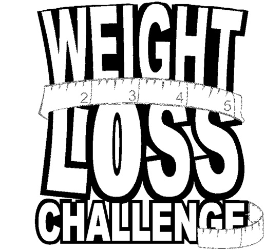 Weight Loss Clipart Black And White.