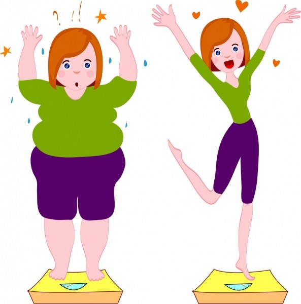 Free weight loss clipart 7 » Clipart Portal.