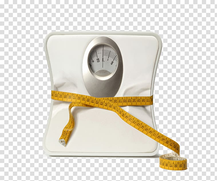 Weight loss Physical exercise Eating Diet, Scale transparent.