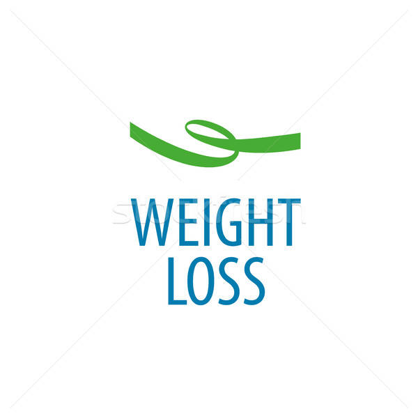 weight loss logo vector illustration © Алексей Бутенков.