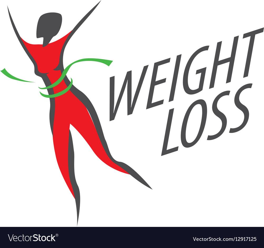 Weight loss logo.
