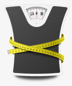 Transparent Weight Loss Scale Clipart.