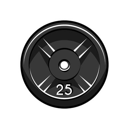 2,653 Weight Plate Stock Illustrations, Cliparts And Royalty Free.