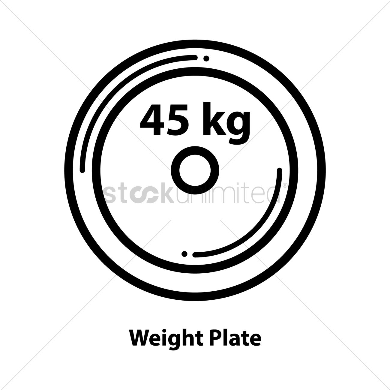 77+ Weight Plates Clipart.
