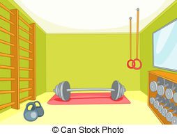 Weight room Clip Art and Stock Illustrations. 986 Weight room EPS.