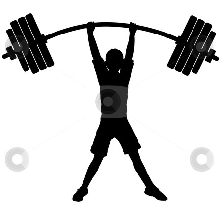 Weight room clipart 5 » Clipart Portal.