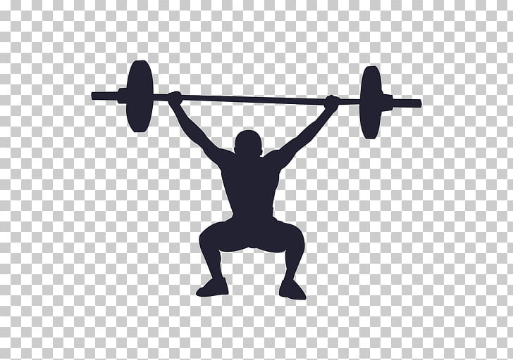 Olympic weightlifting Weight training Snatch, Weights PNG.