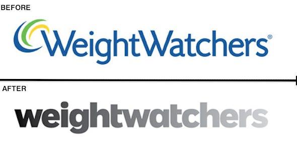 Weight Watchers Has A New Logo.