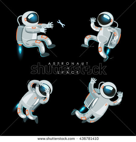 Weightlessness Stock Photos, Royalty.