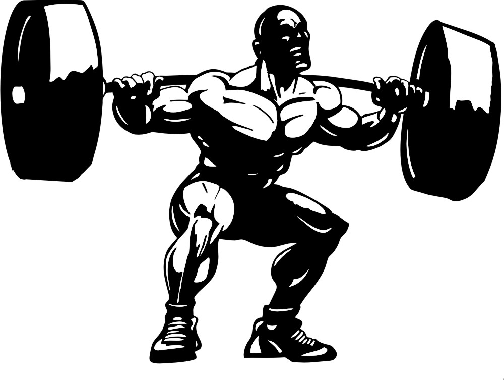 Free Weightlifting Cliparts, Download Free Clip Art, Free Clip Art.