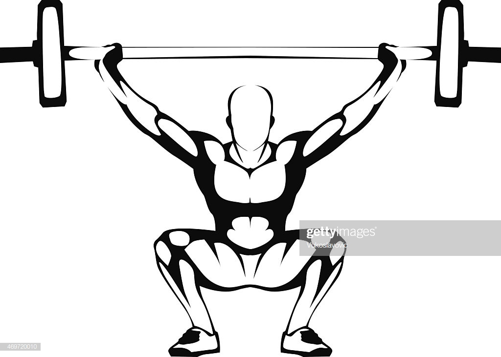 60 Top Weightlifting Stock Illustrations, Clip art, Cartoons.
