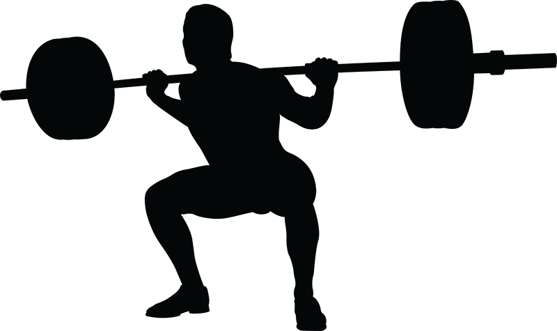 Powerlifting PNG images free download.