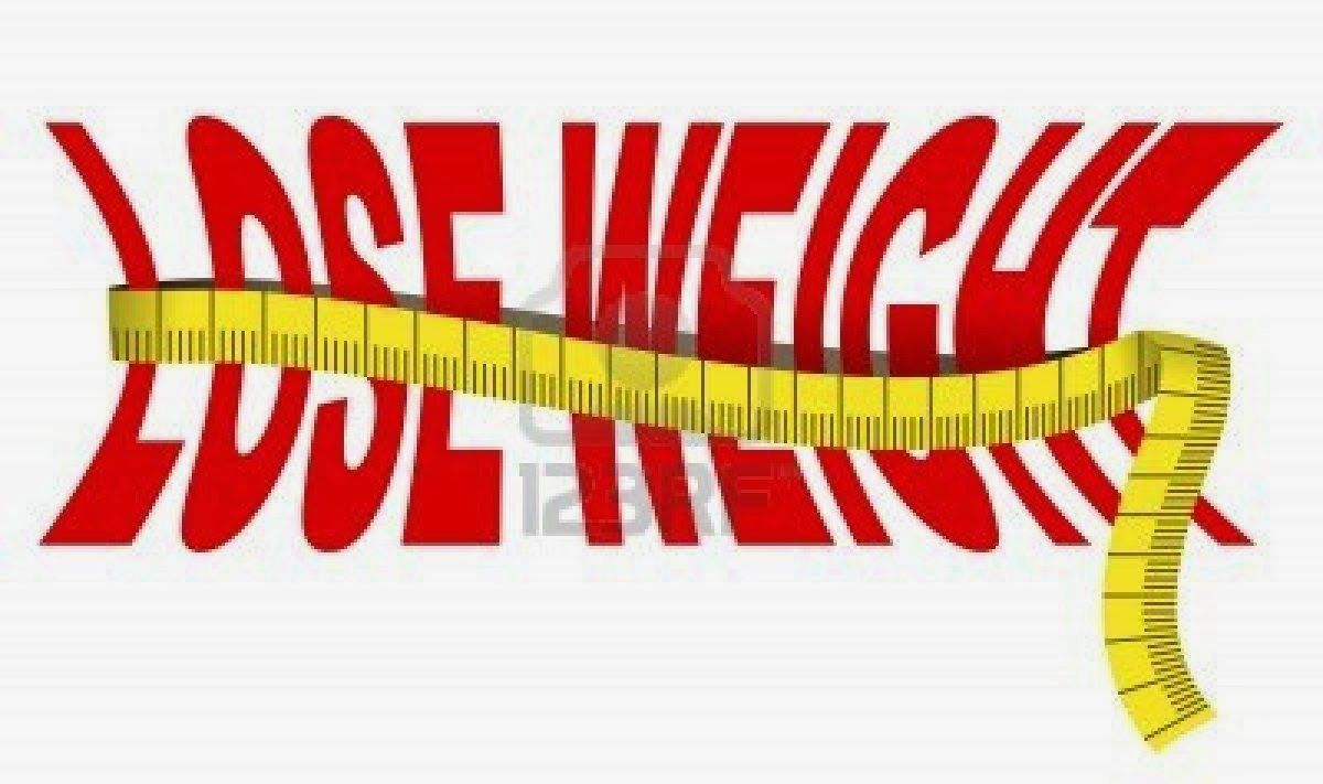 Lose Weight Clip Art.