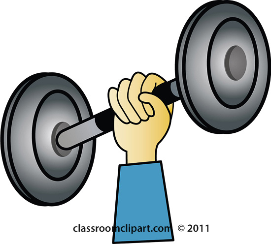 Weights Clip Art Free.
