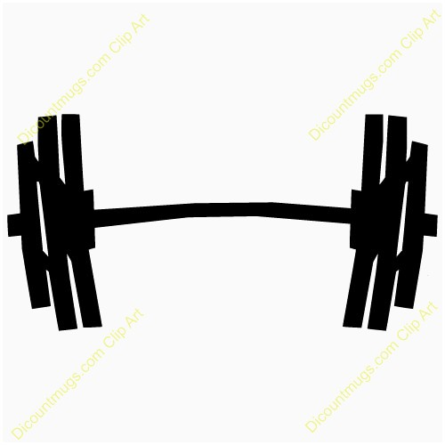 Weightlifting Clipart Free Lovely Weights cliparts » Clipart.