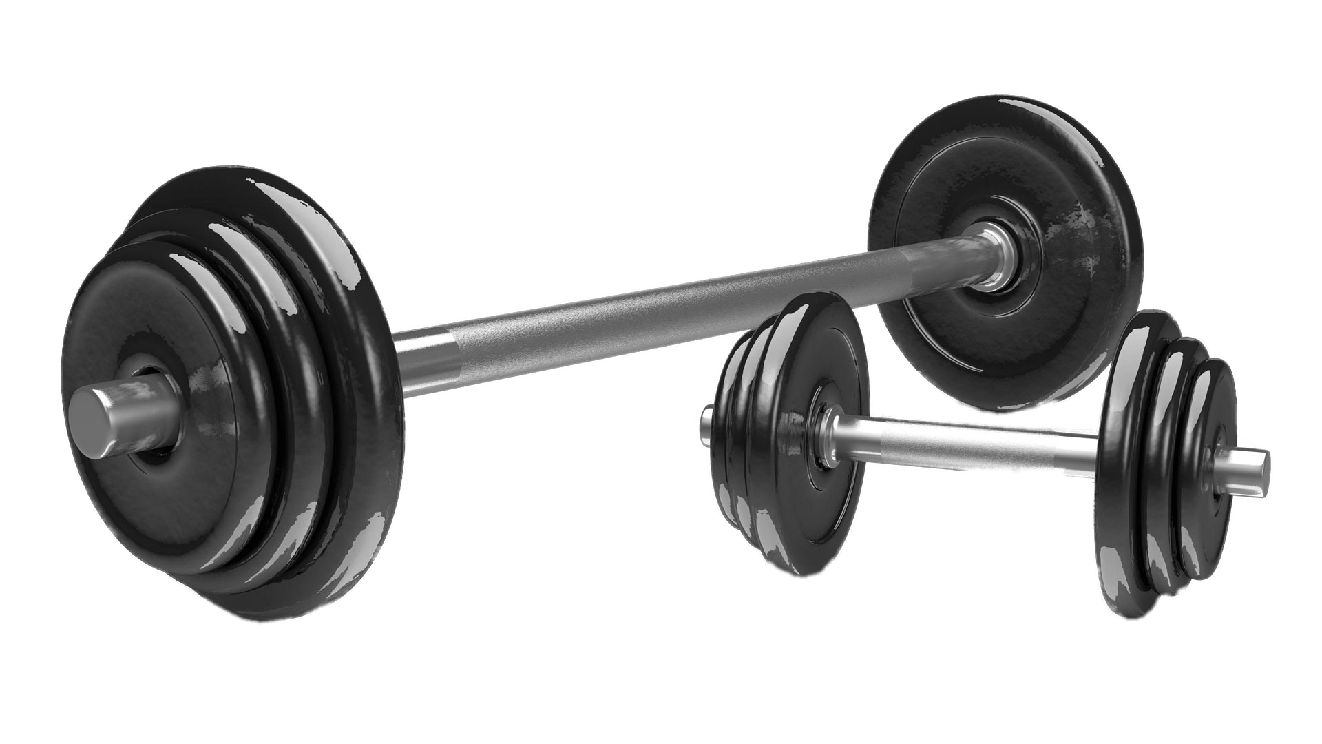 Weights transparent PNG.