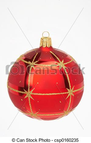 Stock Bilder av weihnachtskugel, boll,.