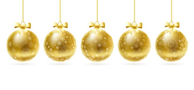 Weihnachtskugel Gold Cliparts Kostenlose Clipart Clipartlogo Com.