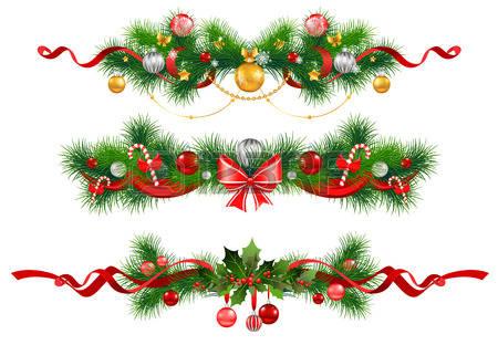 Weihnachtsdekoration Lizenzfreie Vektorgrafiken Kaufen: 123RF.