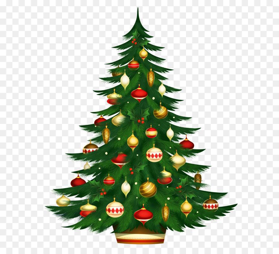Weihnachtsbaum Süßigkeiten Stock clipart.