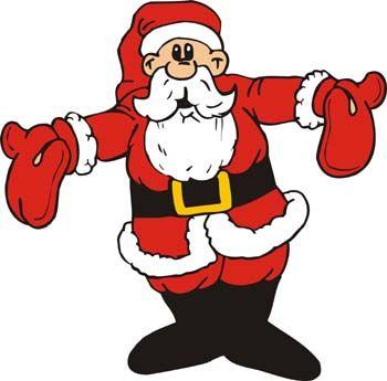 Weihnachtsmann Clipart Zu Weihnachten Pictures.