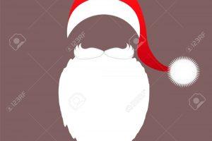 Weihnachtsmann bart clipart 4 » Clipart Station.