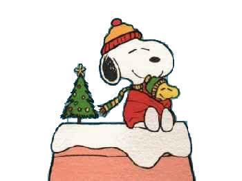 Weihnachten snoopy Cliparts.