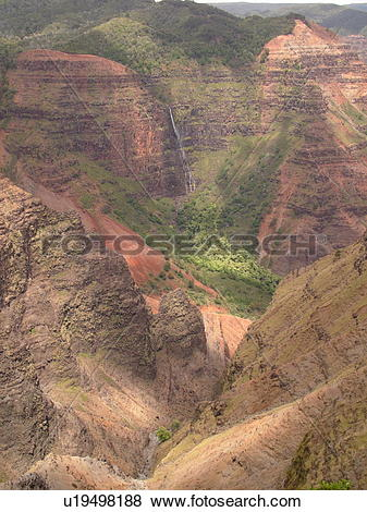 Pictures of Waimea, Kauai, HI, Hawaii, Westside, Waimea Canyon.