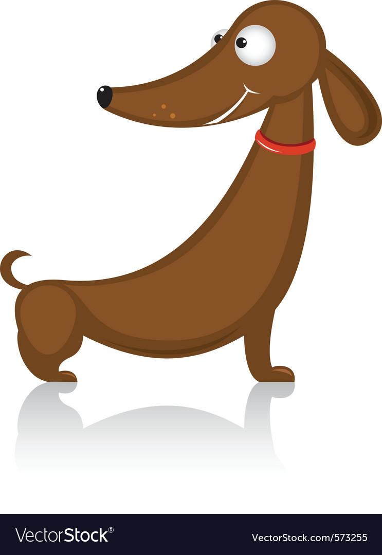 58 Hand Picked Cartoon Weiner Dogs.