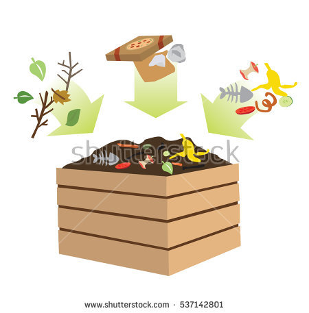 Composting Stock Images, Royalty.