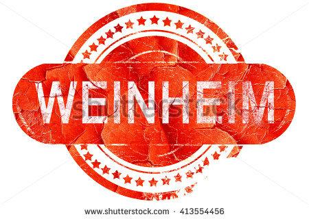 Weinheim Stock Photos, Royalty.