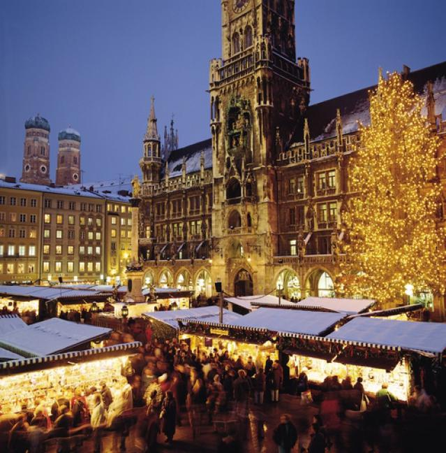 The Best Christmas Markets in Germany.