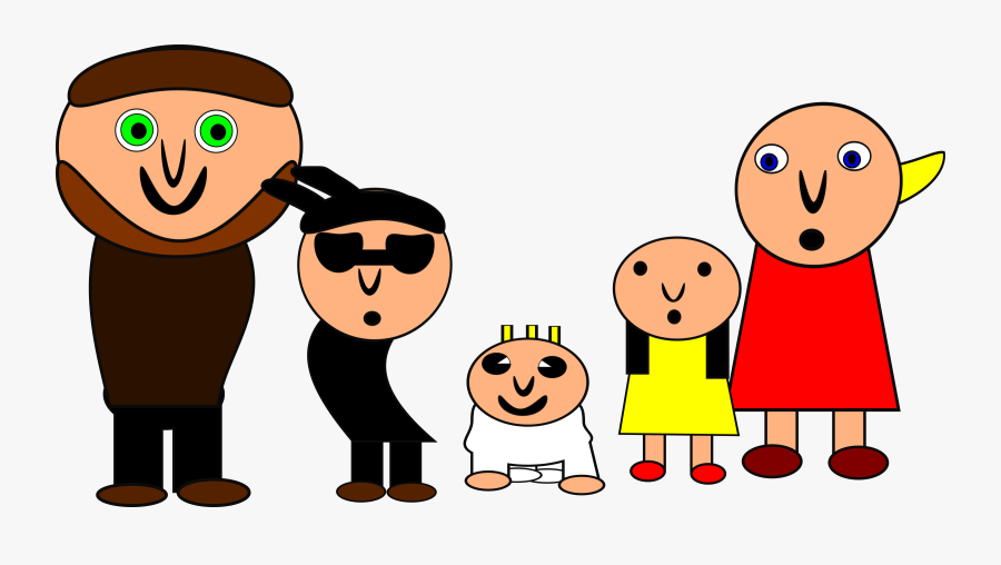 Family Cartoon Pictures Free Download Clip Art Free.