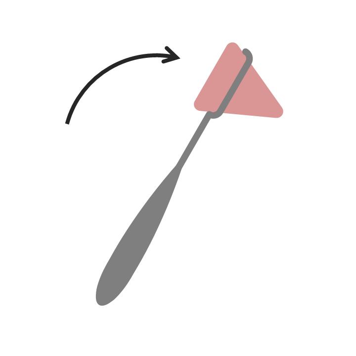 reflex hammer from weird symptoms update post.
