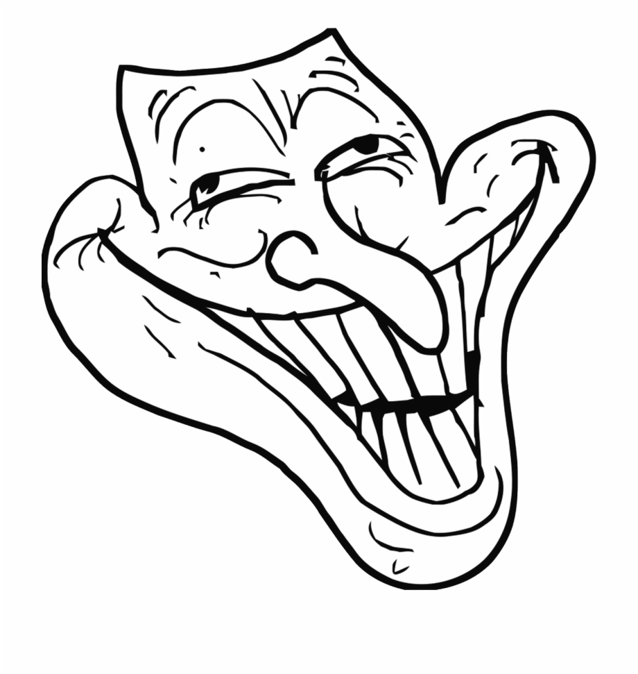 Trollface Png.