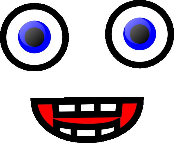 Funny Face Clip Art at Clker.com.