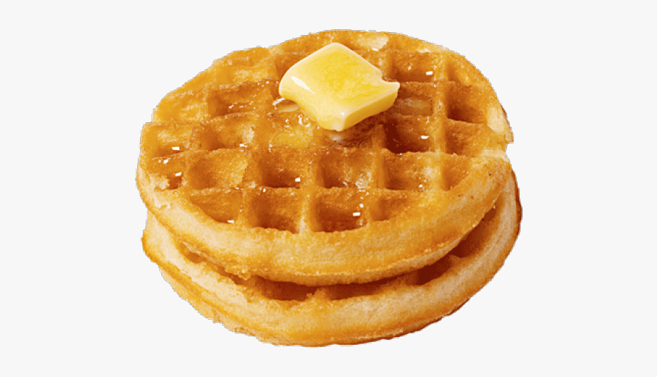 Waffle Clipart Transparent Background.