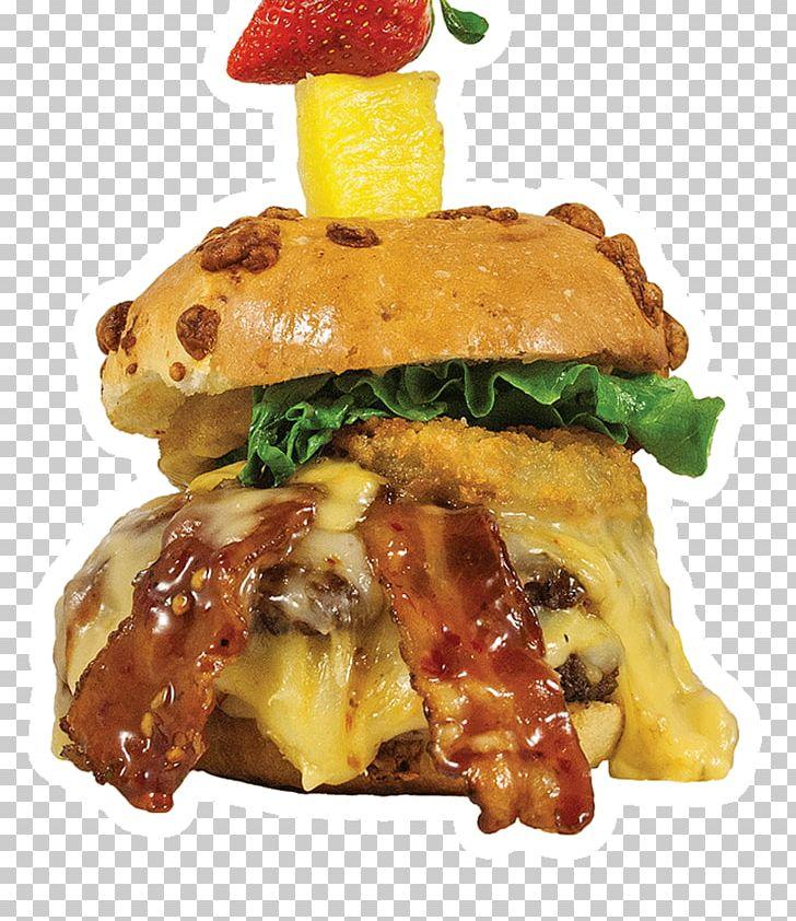 Slider Cheeseburger Breakfast Sandwich Hamburger Pulled Pork.